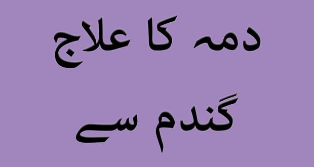 Asthma Ka Gharelu Ilaj   dama ka ilaj urdu mai