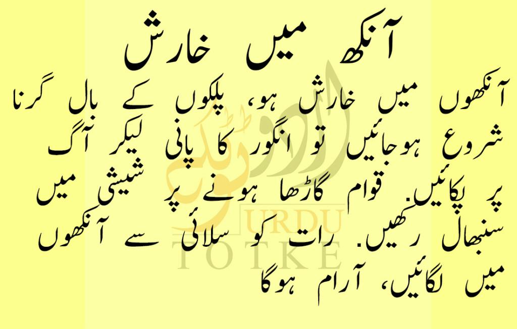aankhon ki allergy ka ilaj in urdu