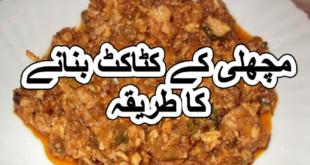 fish katakat masala recipe in urdu